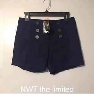 The limited shorts size 2
